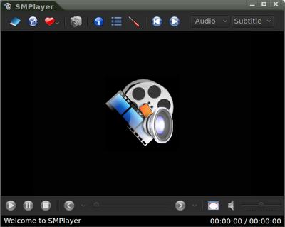 Instale a nova versão do SMPlayer 0.8.1