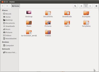Como instalar o Nautilus 3.6 no Ubuntu 12.10