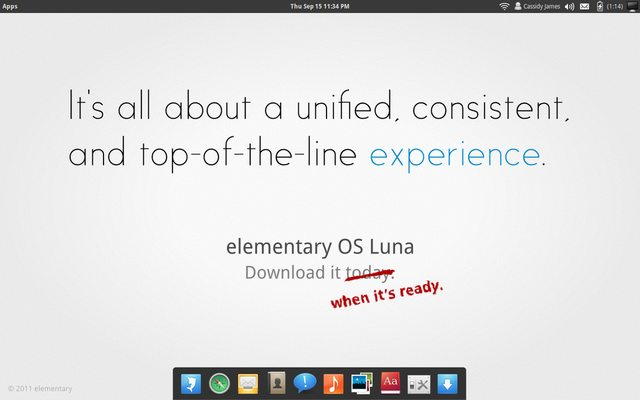 Como instalar o ambiente gráfico Pantheon no Ubuntu