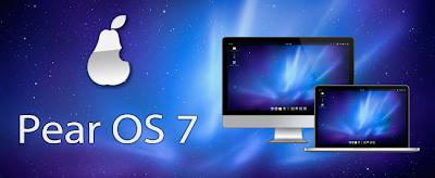 Pear OS 7: Para você que cansou de esperar o Elementary