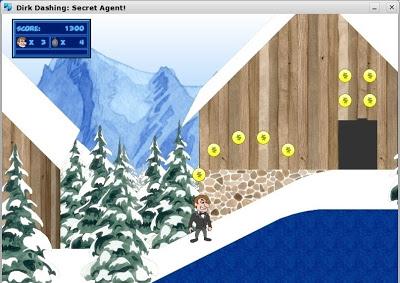 Dirk Dashing: Secret Agent DEMO - novo game na Central de Programas do Ubuntu