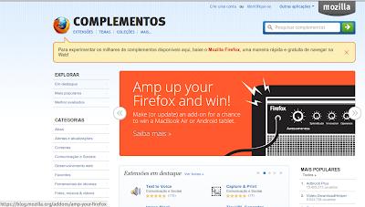 Firefox + 4 complementos se torna o melhor programa para se fazer downloads no Linux
