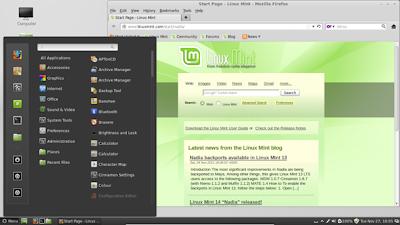 Linux Mint 16 já tem nome e data de lançamento