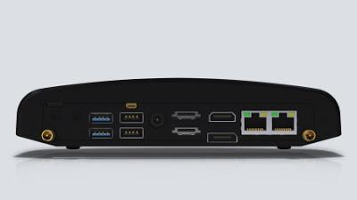 MintBox2 - Um Mini PC poderoso embarcado com o Linux Mint 15