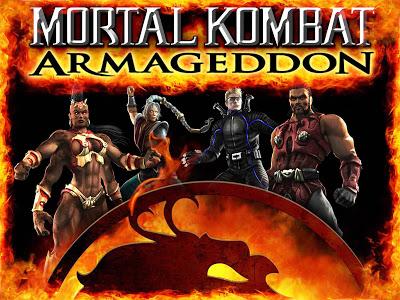 Mortal Kombat Armageddon para Linux PC - Download