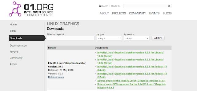 Como instalar drivers de placas Intel no Ubuntu e no Linux
