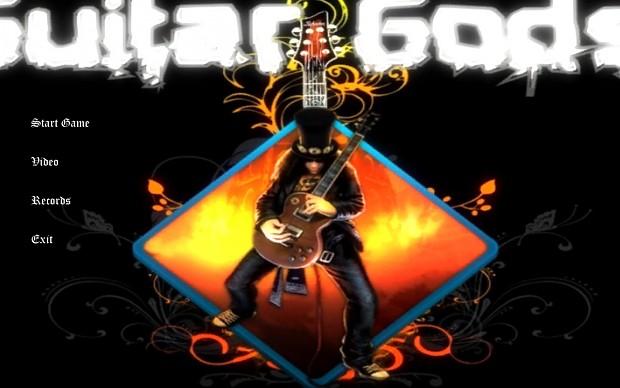 Guitar Gods: Um game no estilo Guitar Hero para Linux criado por um brasileiro de 15 anos