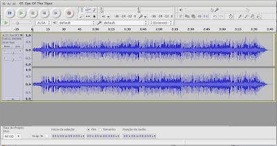 Audacity - O melhor software para editar áudio no Linux