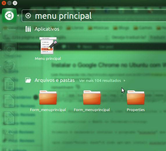 Editor de Menu Alacarte para Ubuntu