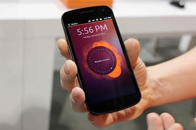Canonical anuncia primeiro Smartphone com Ubuntu e usa Mac OS e Windows no Comercial?