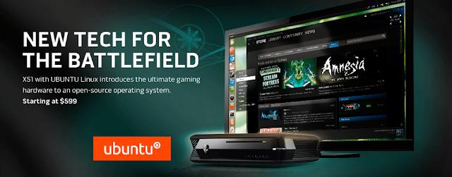 Alienware X51: PC Gamer com Ubuntu pré-instalado