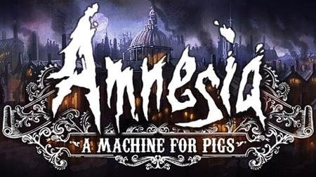 Novo Amnésia: The Machine of Pigs está em pré venda na Steam - Novidades e Opinião
