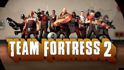 Team Fortress 2 disponível na Steam para Linux Gratuitamente!