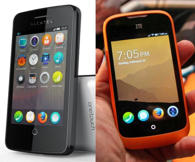 Mozilla prepara segunda leva de lançamentos do Firefox OS