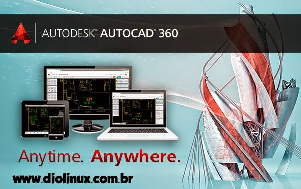 AutoCad 360 no Linux