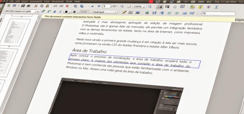 Master PDF Editor: O melhor editor de PDF para Linux