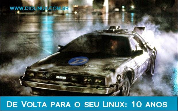 Máquina do Tempo: Como eram as distros Linux há 10 anos atrás?
