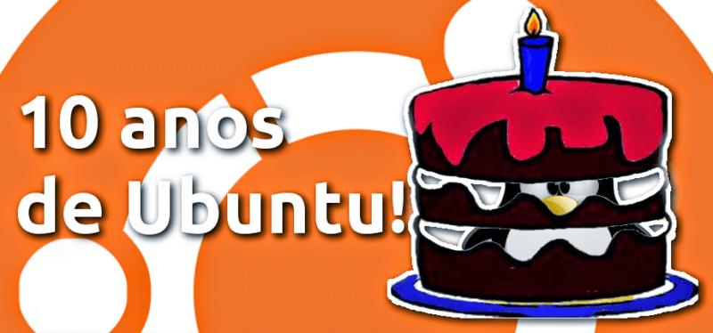 10 anos de Ubuntu, conheça algumas curiosidades do sistema