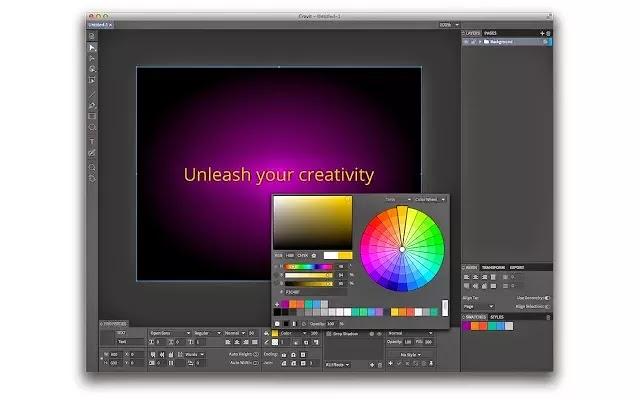 Gravit: Novo software para desenho vetorial para Ubuntu e Linux Mint