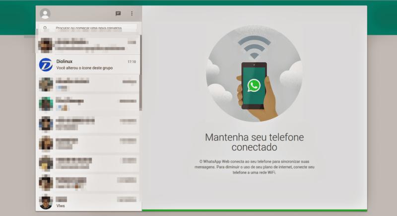 Como usar o WhatApp no PC pelo navegador - Oficial