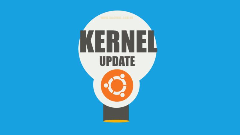 Mantendo o Ubuntu sempre com a última versão do Kernel Linux