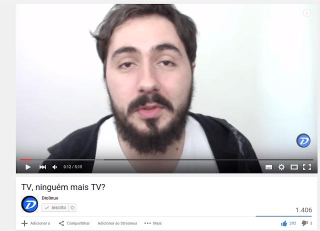 Como ativar e usar o novo player do YouTube