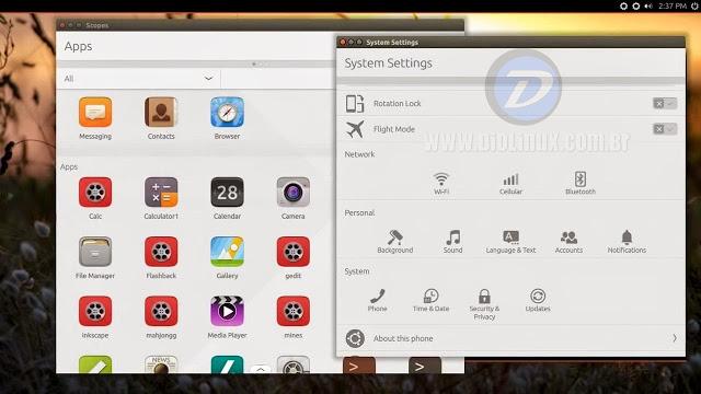Como instalar o Unity 8 no Ubuntu sem afetar o sistema padrão