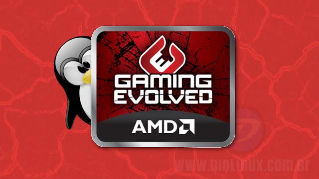 AMD anuncia desenvolvimento de novo driver para Linux