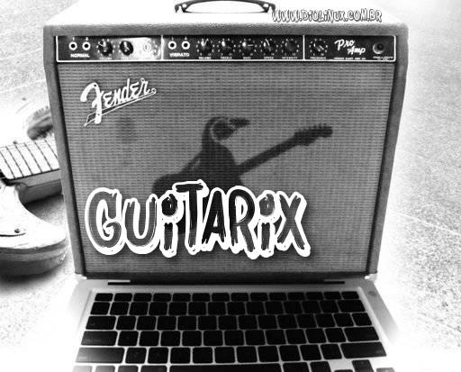Guitarix - Amplificador de guitarra virtual para Linux