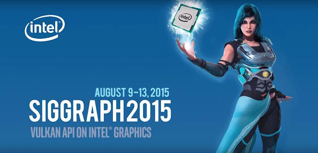 Vulkan consegue dobrar o desempenho do OpenGL numa Intel HD Graphics