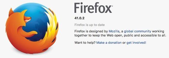 Canonical anuncia Mozilla Firefox 41.0.2 disponível nos repositórios oficiais do Ubuntu