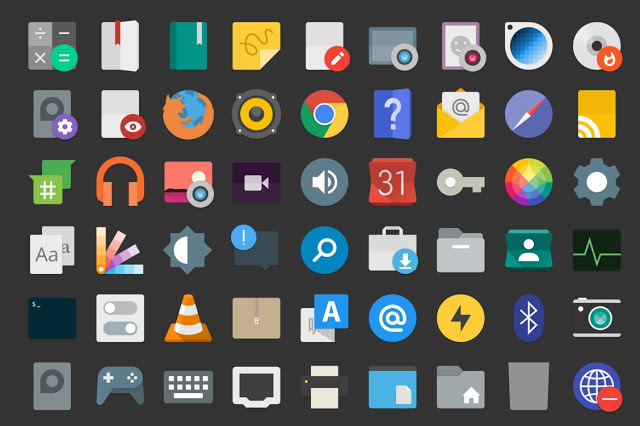 Paper: Um tema no estilo Material Design para Ubuntu e Linux Mint