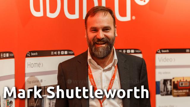 Mark Shutteworth - O homem por trás do Ubuntu