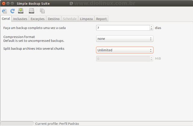 Sbackup: Uma maneira muito simples de fazer e restaurar Backups no Linux