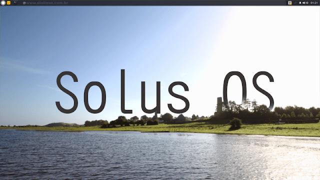 Lançada a primeira versão estável do Solus OS