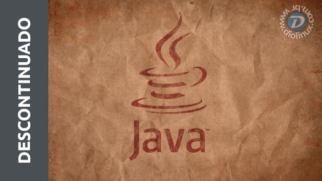 Oracle vai descontinuar o plugin Java para os navegadores