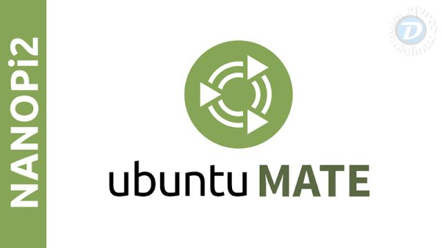 Veja o Ubuntu MATE rodando perfeitamente no NanoPi2