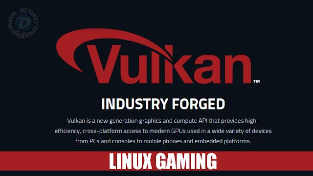 Lançado Vulkan 1.0 para Linux