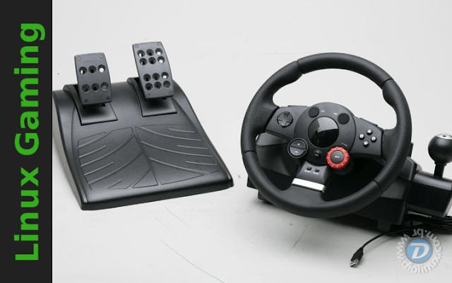 Demonstração do Logitech Driving Force GT