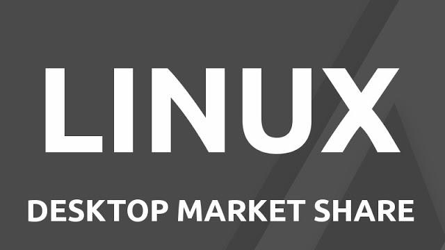 Linux tem mais de 2% de usuários no Desktop