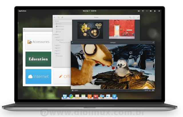Lançada a versão final do elementary OS 0.4 Loki, faça o download