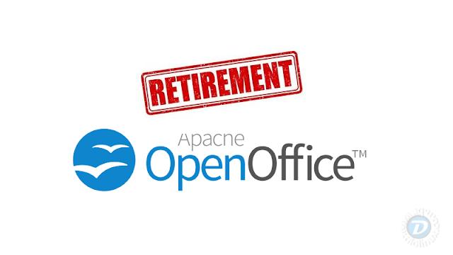 OpenOffice está prestes a deixar de existir