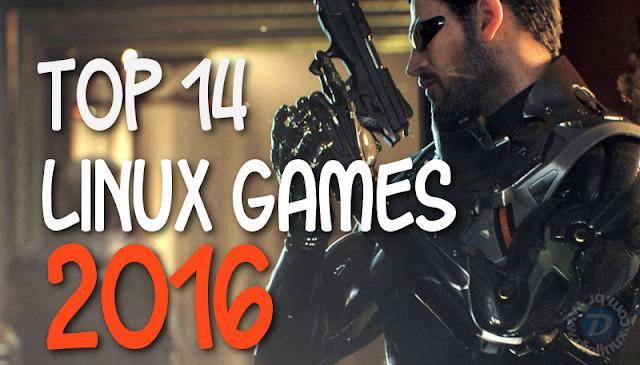 Top 14 - Melhores games lançados para Linux em 2016