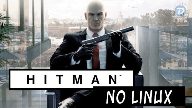 Hitman será lançado para Linux ainda neste mês