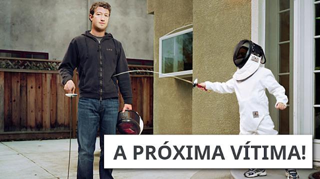 Não seja uma vítima do Facebook