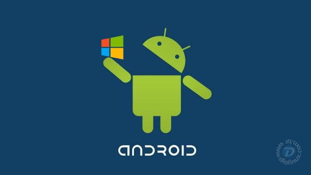 Android passa Windows