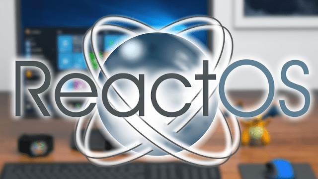 React OS - Um sistema operacional clone do Windows de código aberto