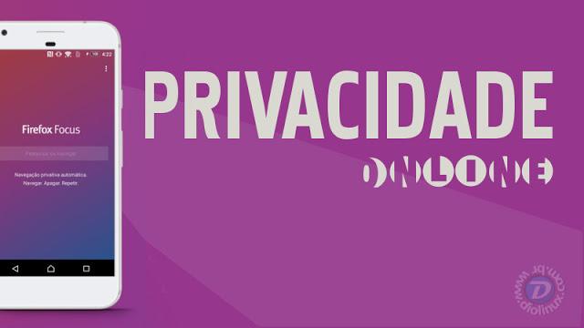 Privacidade extrema!