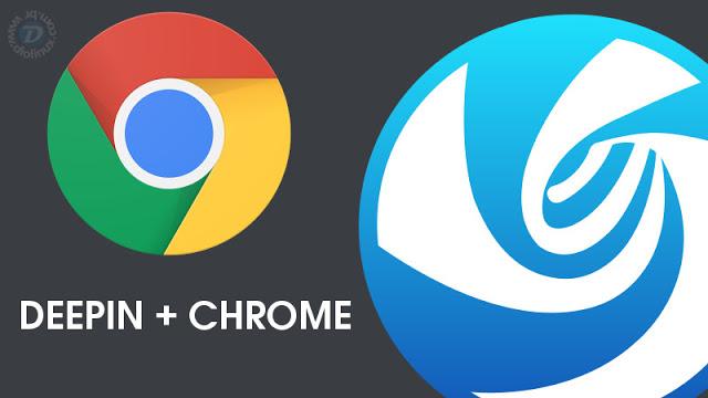 Como adicionar o repositório oficial do Google Chrome no Deepin