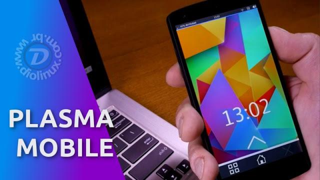 Agora você pode testar o KDE Plasma Mobile no VirtualBox